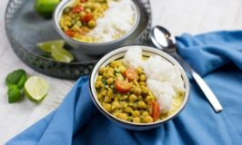 Veganes Kichererbsen-Curry