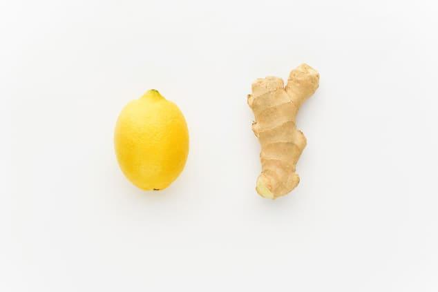Zitrone & Ingwer
