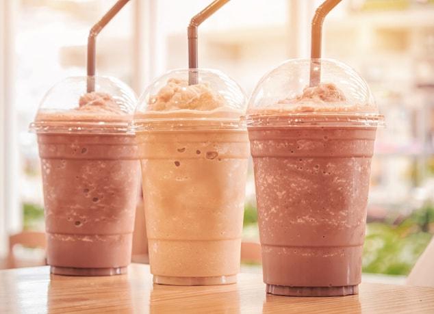 Frappuccino-Variationen