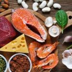 Zinkhaltige Lebensmittel