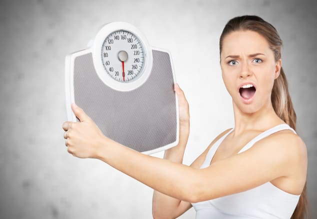 Diäten zur Gewichtszunahme von Frauen