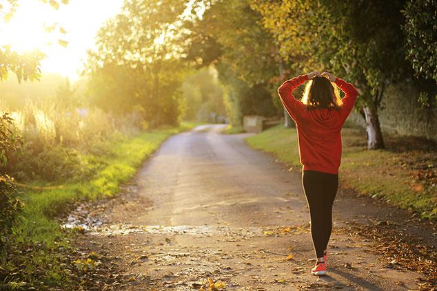 Vitamin D Bewegung Natur